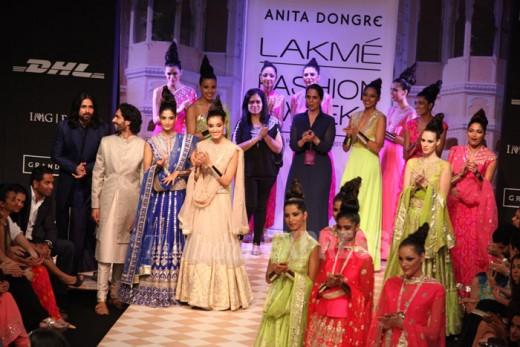 Anita Dongre's 2013 Collection