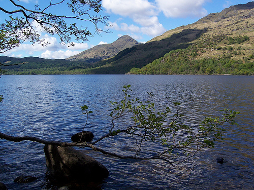 Loch Lomond, Scotland   This photo is from Flickr.com