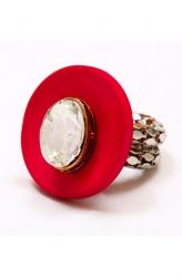 Dainty ring by PINKY SARAF