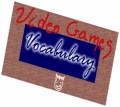 Video Games Vocabulary