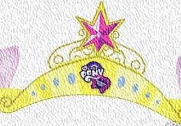 The Princess' tiara.