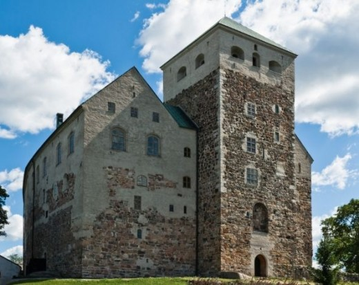 Turku Castle: photo courtesy of wikipedia.fi