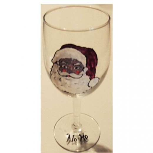how to paint wine glasses feltmagnet