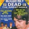Paul McCartney is Really Dead