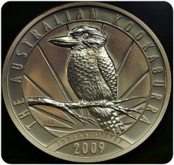 2009 Kookaburra
