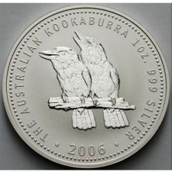 2006 Kookaburra