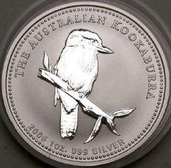 2005 Kookaburra
