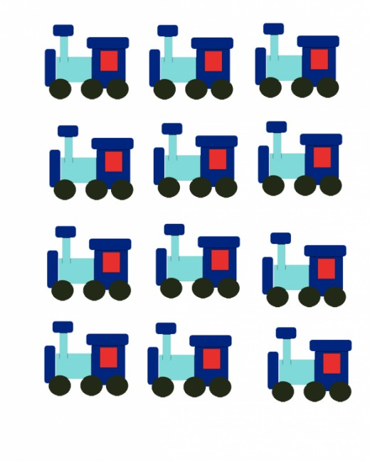 "Free Prinatable Rewards for Kids: Train RewardsThe Clipart Used in ""Train Rewards"" is Public Domain Clipart by OCAL which can be found at http://www.clker.com/clipart-4609.html"