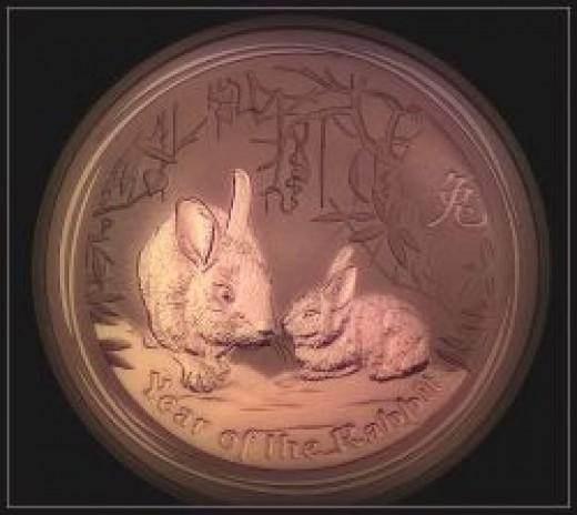 2011 Lunar Rabbit Series 2