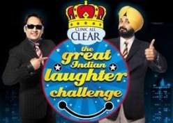 Star One Comedy Show Great Indian Laughter Challenge