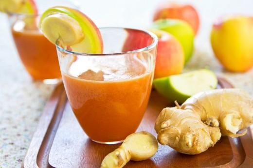 Juice diet recipes apple juice