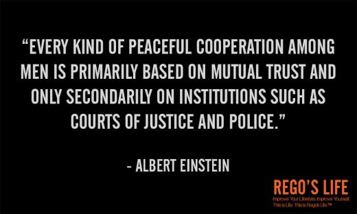 Every kind of peaceful... - Albert Einstein