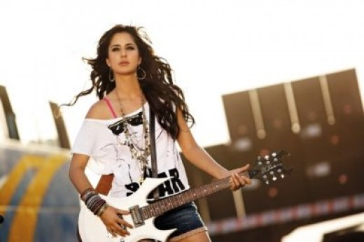 Katrina Kaif's in Pictures