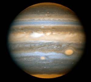 New Storm Brewing on Jupiter / NASA Hubble Image
