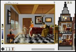 Click to Go To Dutch Dollhouse
