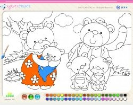Click to Go TO Mini001 Coloring Pages