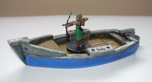 Harbormaster (painted)