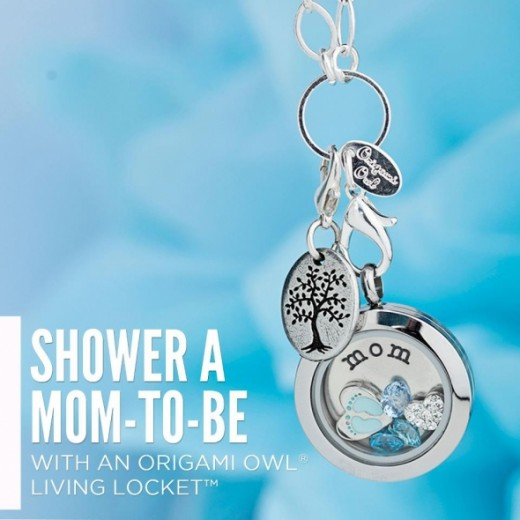 Shower a mom-to-be with a gift that will be cherished forever!