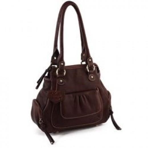 Safi leather handbag for wife