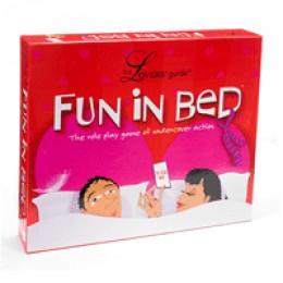 Fun in bed with wife?!