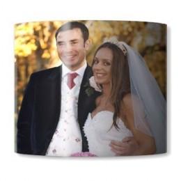 Husband and Wife Photo Memo Board