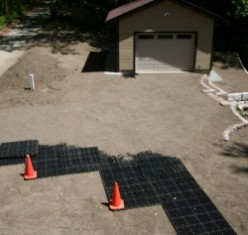 How to Build a Green Driveway!