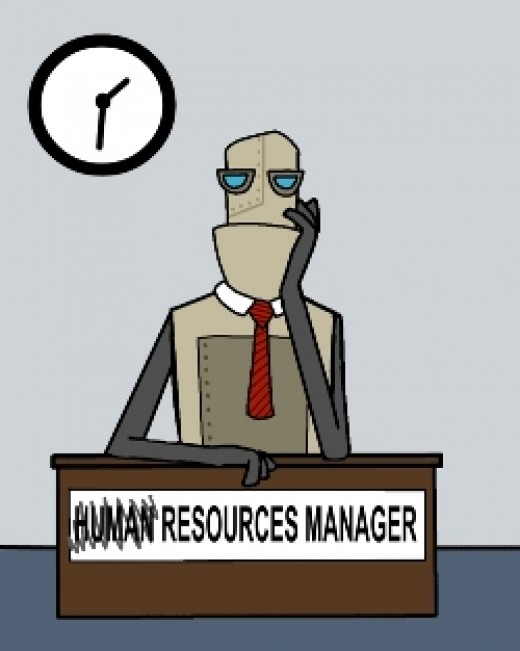 Human resources isn't so human anymore