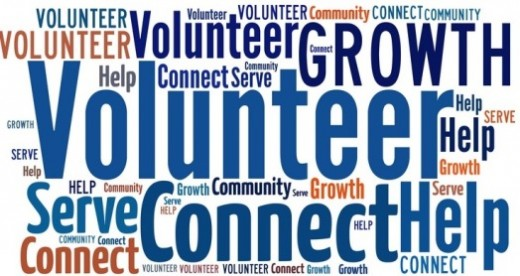 Volunteering shows you care about people, and hiring managers look for that