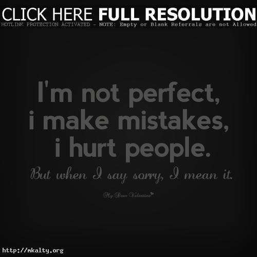 Mistakes are made from all exrperiences.