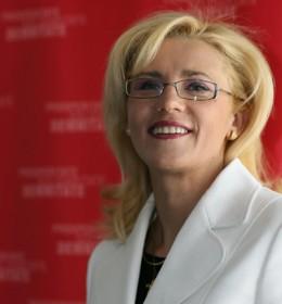 Corina Cretu in 2013