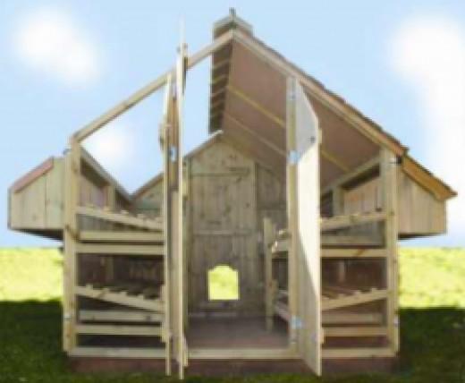 Poultry-Accommodation