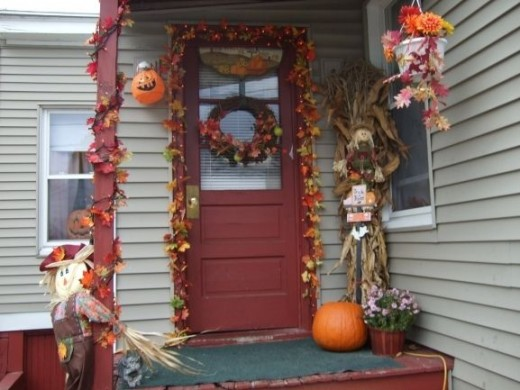 Side Porch 2011