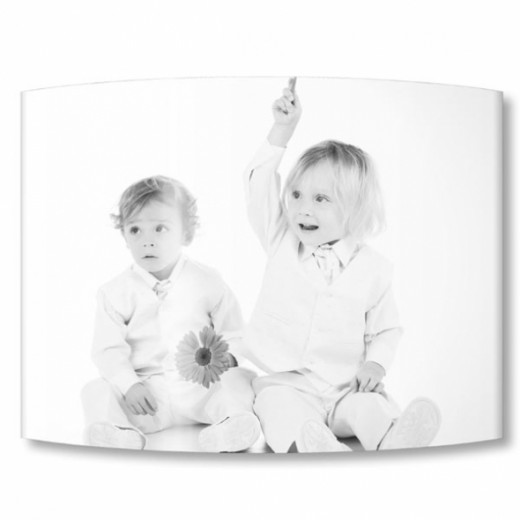 Children on Photo Memo Board