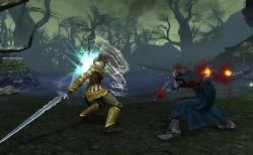Rift Combat Screenshot