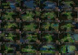 Best spots to place wards