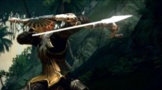Tera Human Archer