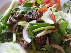 How to Make Thai Spicy Leftover Roast Beef Salad. Spicy, Easy and Delicious!