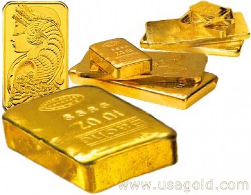 Authentic gold biscuits