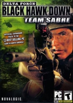 Black Hawk Down - Team Sabre