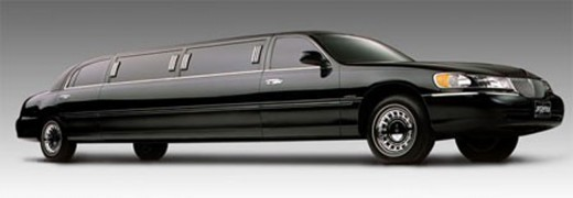 Feel like royalty and arrive in style with a limo service.