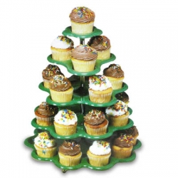 le gourmet chef cupcake tree