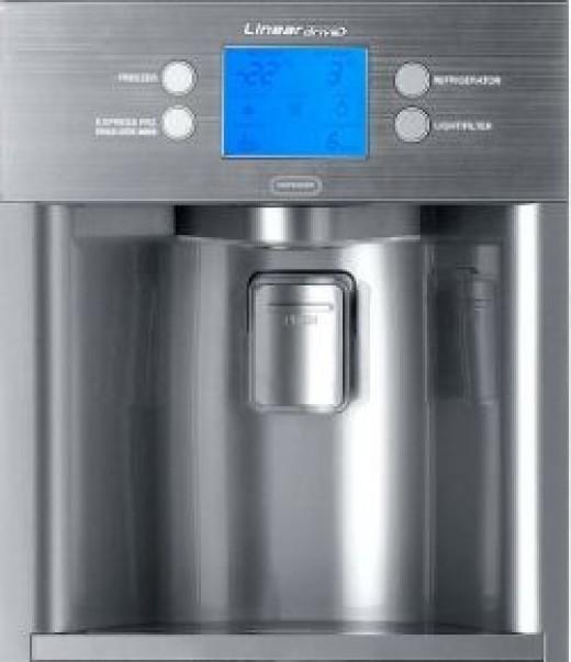 LG water dispenser