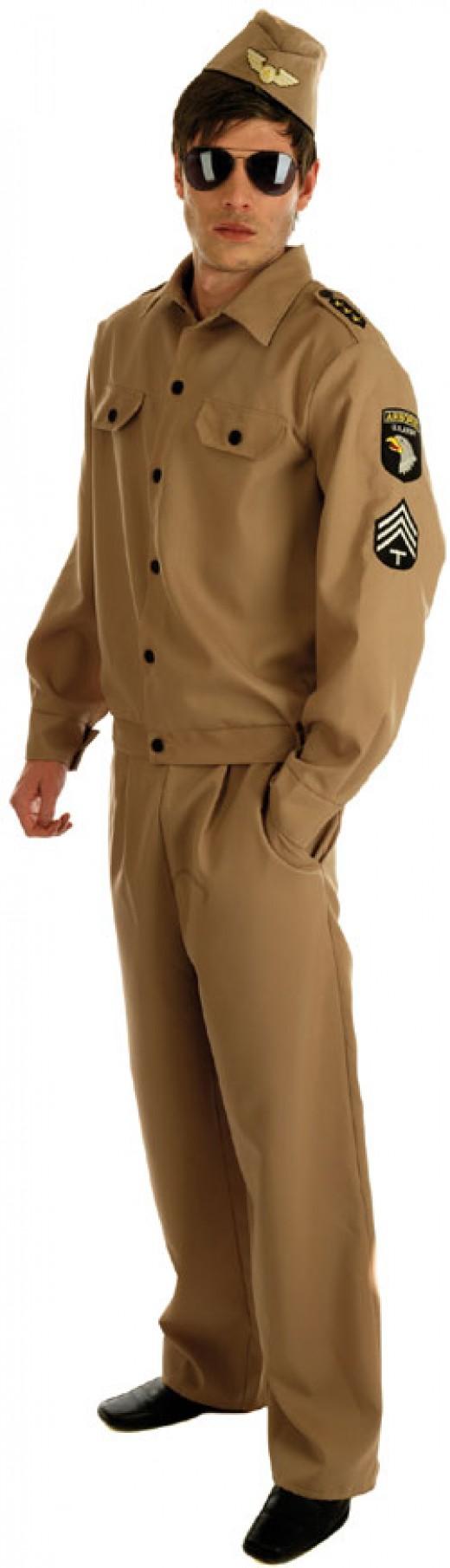 American GI Costume