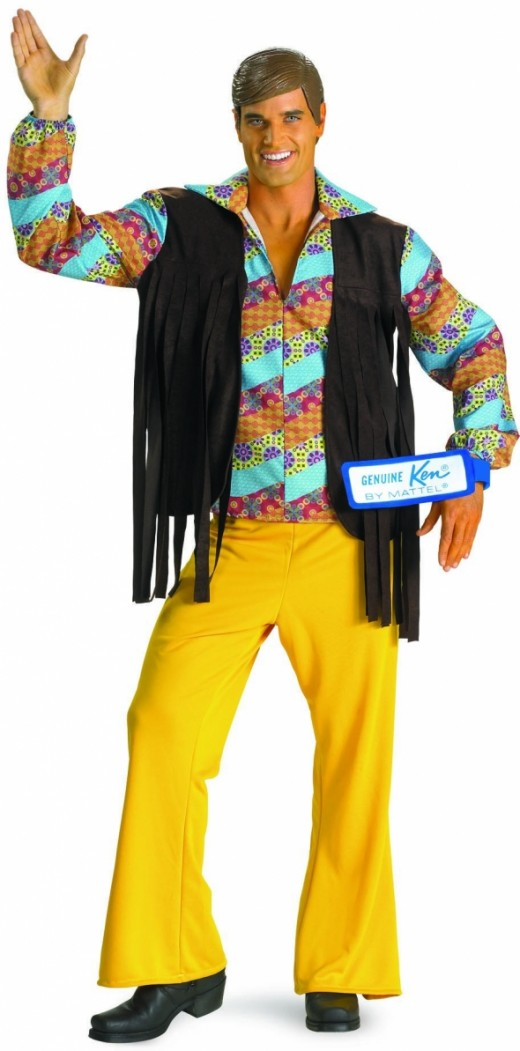 Ken (as in Barbie) - The official costume - 1 size only
