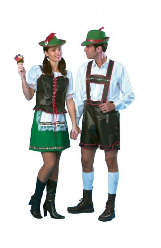 German Male & Female
