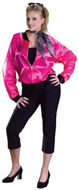 Pink Lady Costume