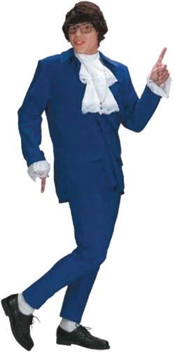 Austin Powers - THE official costume