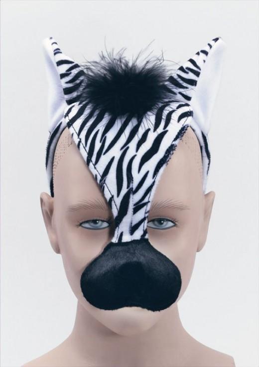 Zebra Face Bop