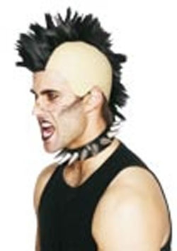 Punk Mohican Mask