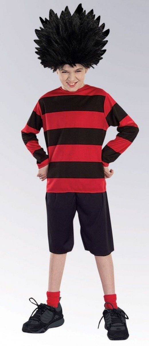 Dennis The Menace - From a comic 'book'